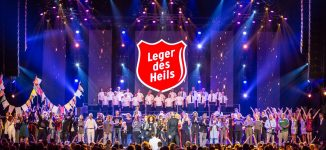 Leger Des Heils Gala in Heineken Music Hall